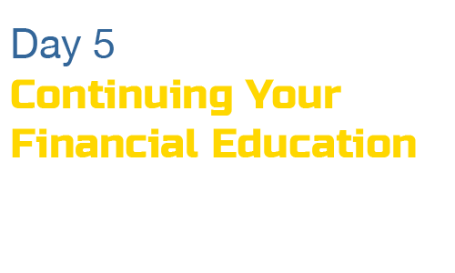financial education email course